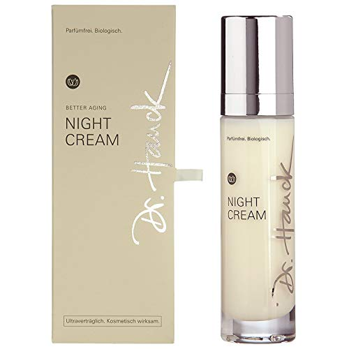 Dr. Hauck Night Cream - Crema para el pelo, 50 ml