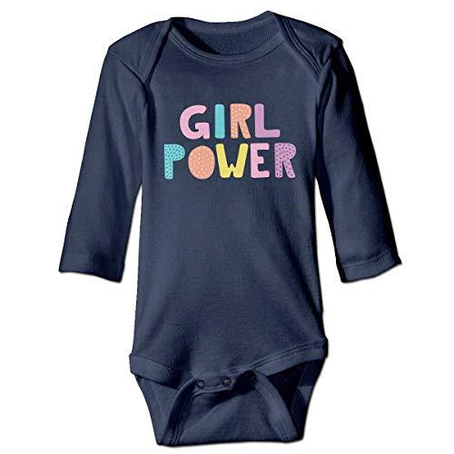 WBinHua Ropa para bebés Camisetas,Bertha Feminist Baby Unisex Long Sleeve Onesies Bodysuits