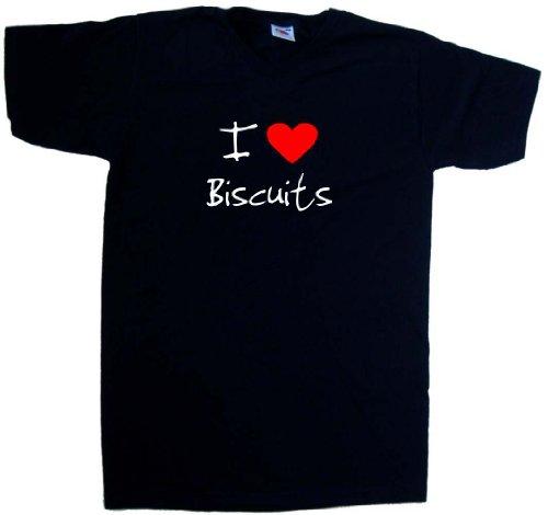 i-love-heart-biscuits-black-v-neck-t-shirt-white-print-x-large