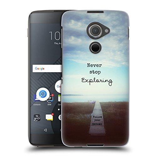 official-olivia-joy-stclaire-never-stop-exploring-typography-hard-back-case-for-blackberry-dtek60