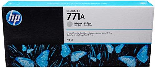 HP b6y22a Tintenpatrone grau (775-ml Light)