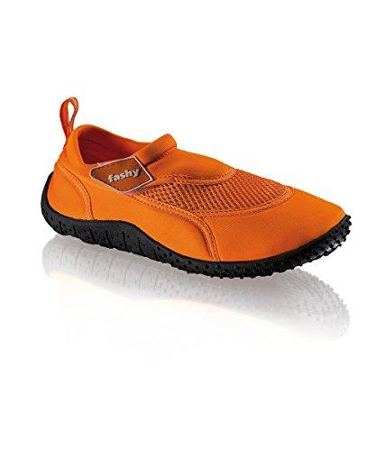 Senhoras Exterior Sapato Aquático Arucas Velcro Em Vários. Cores E Tamanhos De Laranja