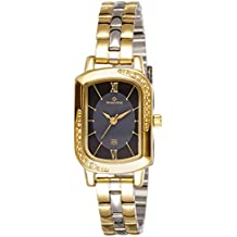 Maxima Analog Black Dial Women's Watch - 41421CMLT