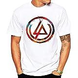 Photo de New New Commemorate Chester Bennington T Shirt Linkin Park Printed T-Shirt Men Hipster Street Tees Cool Tops par SEMI