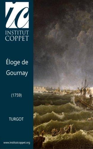 Eloge de Gournay: suivi des Observations sur Gournay par Montaudoin de la Touche