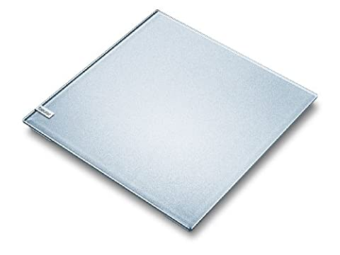 Magic Plaine - Beurer GS 40 Magic Plain Silver Pèse-personne