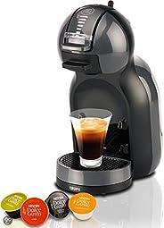 Krups Nescafé Dolce Gusto Mini Me KP1208 Kapsel Kaffeemaschine (für heiße und kalte Getränke, 15 bar Pumpendruck, automatisch