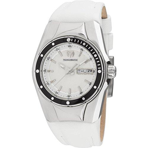 TechnoMarine TechnoMarine Reloj de Mujer Cuarzo Correa de Cuero TM-115389