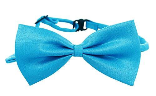 EOZY Collar / Corbata / Pajarita Para Perro Gato Mascotas Decorativo Lazo Azul
