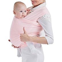 c55b9c9e7e88 ARAUS-Echarpe de Portage Pour Transporter le Bébé,Sac à dos Porte Bébé  CuddleBug