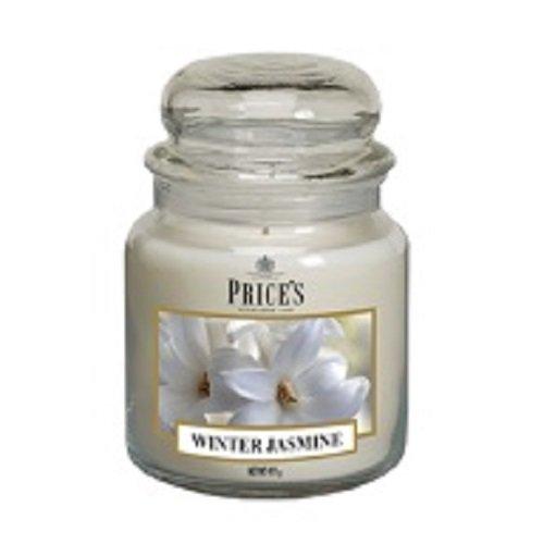 Prix de Patent Candles – Medium Bocal – Parfum de jasmin d'hiver
