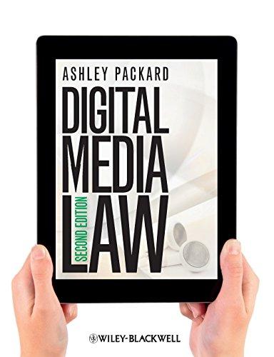 PDF Download Digital Media Law By Ashley Packard Full