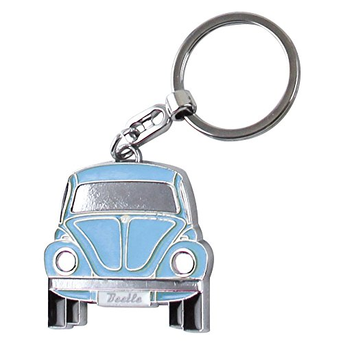 vw-collection-by-brisa-beetle-key-ring-blue