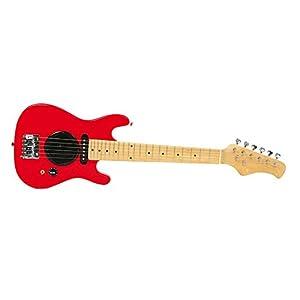 Small Foot Company 3302 - Guitarra eléctrica, color rojo importado de Alemania
