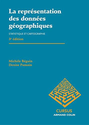 La représentation des données géographiques: Statistique et cartographie