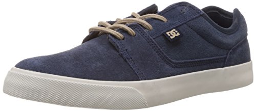 DC Tonik Se, Baskets mode homme Bleu (Blue/Black/Brown)