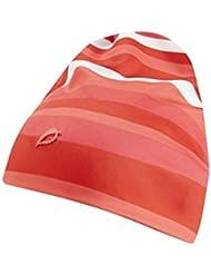 Sombrero Halti Joohan - Neon fogosa Coral impresión, un tamaño