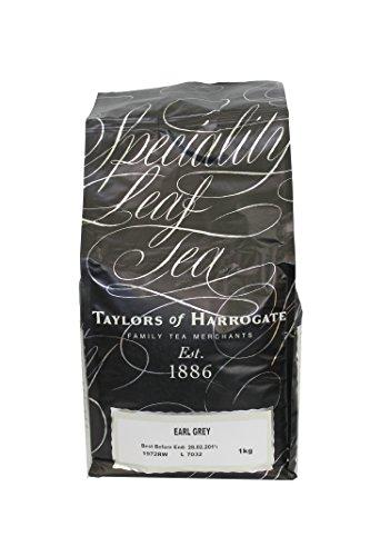 Taylors of Harrogate Loose Leaf Tea 1kg (Earl Grey)