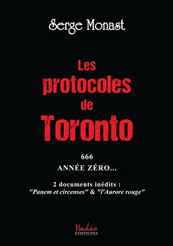 Les protocoles de Toronto: 666 Anne zro