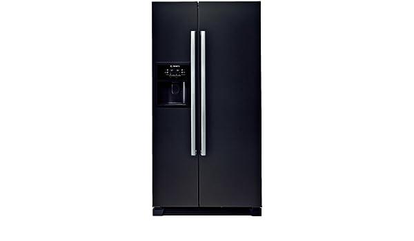 Bosch Kühlschrank Schwarz Glas : Bosch kan 58a55 kühlschrank kühlteil 346 l gefrierteil 164 l: amazon