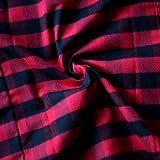 flanellhemd rot schwarz kariert - Vergleich von