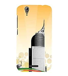 99Sublimation Tall Building 3D Hard Polycarbonate Designer Back Case Cover for Acer Liquid Z630 :: Acer Liquid Z630S