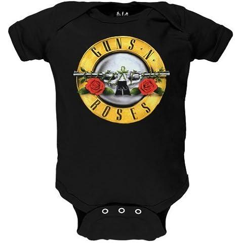 Guns N' Roses - Baby-boys Appetite Infant Bodysuit - 12-18