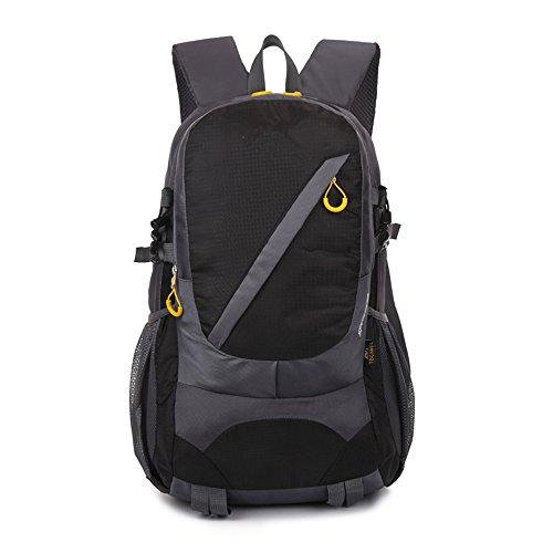 LWJgsa Mini - Tasche Sommer - Und Sommer - Outdoor - Reise - Rucksack 30L Sporttasche Schwarz