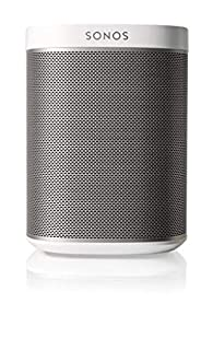 SONOS PLAY:1 Smart Wireless Speaker, White (B00FMS1KJK) | Amazon Products