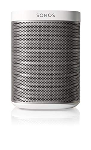 SONOS PLAY:1 Smart Wireless Speaker, White