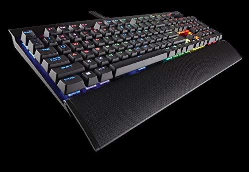 Basic-104 Keyboard (Corsair CH-9101012-EU Mechanische RGB-Gaming-Tastatur schwarz)