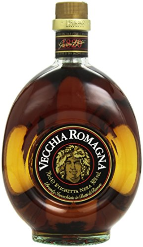 Vecchia Romagna BUTON - Brandy Aged in Oak Barrels 700 ml