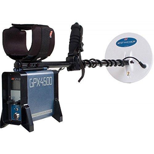 Detector de metales profesional GPX 4500Detector de suelo detector de oro, metal oro Finder metal Finder Gold Digger
