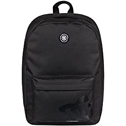 DC Shoes Backstack Mochila tipo casual, 52 cm, 18.5 litros, Anthracite