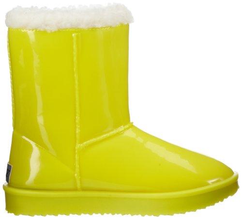 Nat-2  Rain Sheep, Bottes à enfiler femme Jaune - Gelb (yellow)