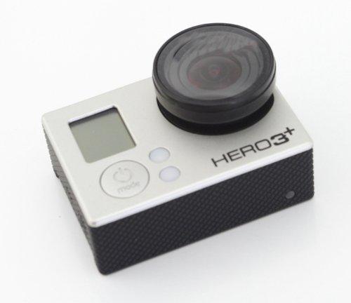 XINTE UV-Filter-Objektiv-Protector für GoPro HD Hero 3 / 3 + Kamera FPV wesentliche Gopro Zubehör - 3