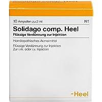 Solidago Comp.heel Ampullen 10 stk preisvergleich bei billige-tabletten.eu