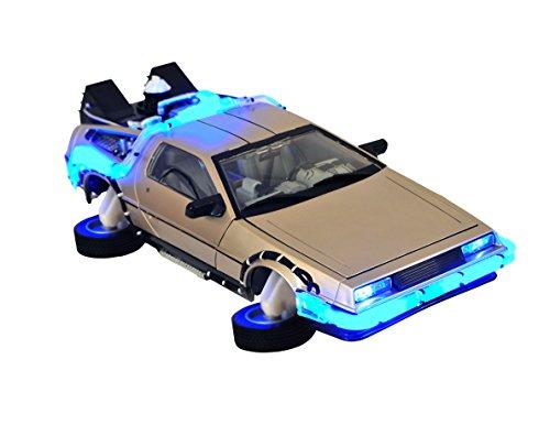 Zurück in die Zukunft feb1726212Hover Time Machine Elektronische Fahrzeug Spielset