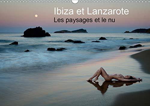 Ibiza et Lanzarote, les paysages et le nu : Photos érotique au bord de la mer par Martin Zurmuhle