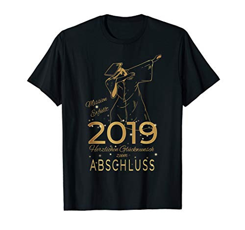 Dabbing Abschluss 2019 T-Shirt T-Shirt -