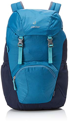 Deuter Kinder Rucksack, Denim-Navy, 43 x 24 x 19 cm, 18 L