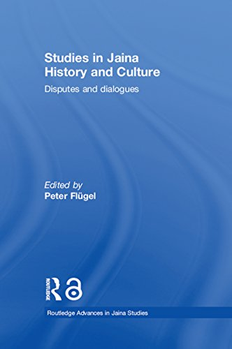 Studies in Jaina History and Culture: Disputes and Dialogues (Routledge Advances in Jaina Studies) (English Edition) por Peter Flügel