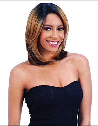 FreeTress Equal Lace Deep Diagonal Part Lace Front Wig - SPRING BLOSSOM (OP99J) by Freetress