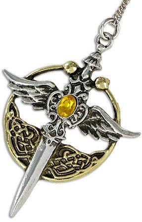 st-michael-relic-para-caballerias-y-honor-lost-treasures-of-albion-colgante-collar-coleccion