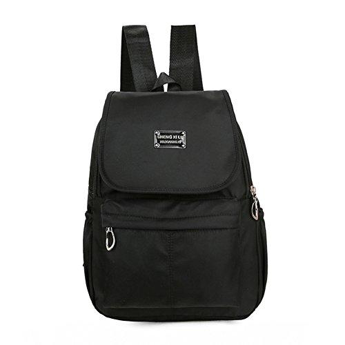 Einfache wasserdichte Rucksack/Freizeittasche/der Oxford-Student/Schultasche/Rucksack Reisen-A A