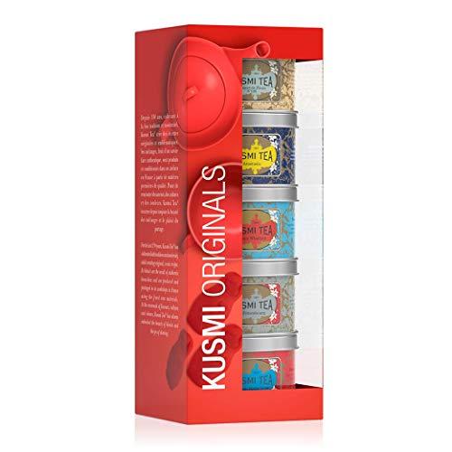 Kusmi Miniaturen von den Russischen Tee´s 5 Stück