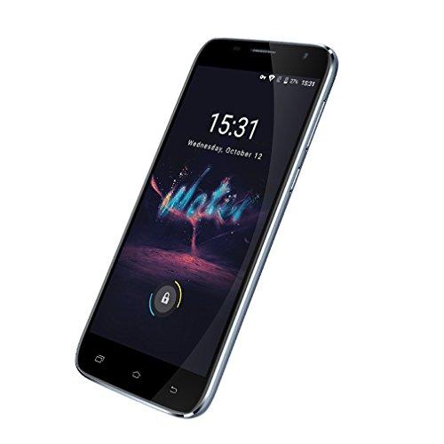 UHANS A101S Smartphone m  vil libre 3G  5 0 HD  Android 6 0  Quad-core  Bater  a de 2450mAh  2 GB de RAM  16GB de ROM  C  mara de 8 MP  Wi-Fi  Bluetoo