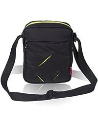 COSMUS 5 Ltr Black Messenger Bag
