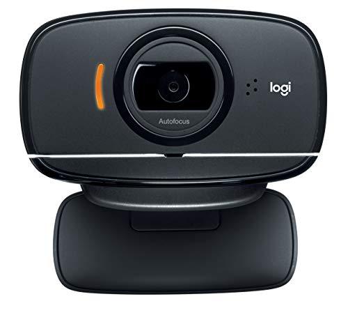 logitech c525 - webcam (1280 x 720 pixeles, 720p, 1280 x 720 pixeles, usb 2.0, negro, 1 ghz)