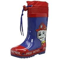 Paw Patrol Boys Kids Boots Rainboots Wellington